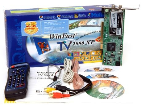 winfast tv2000 xp expert manual